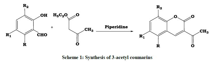 derpharmachemica-acetyl-coumarins