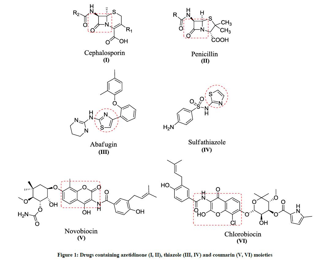 derpharmachemica-azetidinone