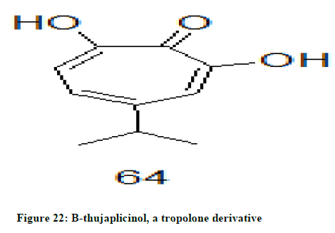 derpharmachemica-tropolone-derivative